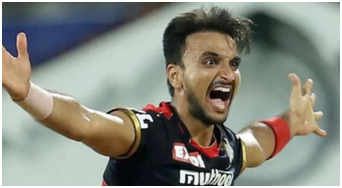Harshal Patel is a right-arm seamer with a big outswinger playing for RCB in IPL.