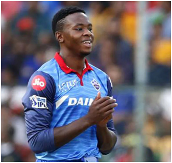 Kagiso Rabada is a South African international cricketer playing for Delhi Capitals in IPL